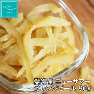 ハッピーナッツカンパニー ニューサマーオレンジピール 愛媛産 微糖 90g