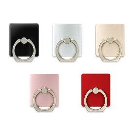 スマホリング リングホルダー 落下防止 スタンド ホルダー リング 指輪型 ガラス素材対応 マルチリング スタンド機能 iPad iPhone GALAXY XPERIA iPhone12 iPhone8 iPhoneSE リングスタンド スマートフォン