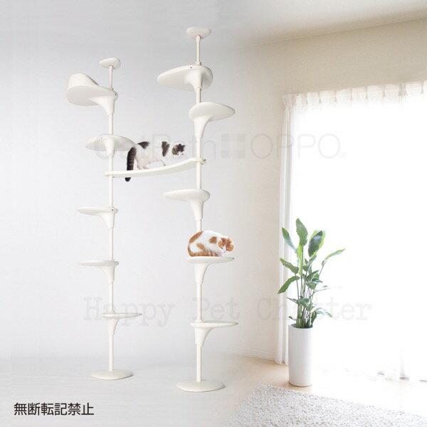 【送料無料】■OPPO CatForest ホワイト○