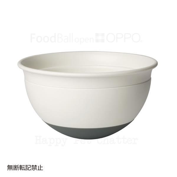 ■OPPO FoodBall open ダークグレー○