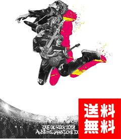 【送料無料】ONE OK ROCK 2018 AMBITIONS JAPAN DOME TOUR ワンオクロック ライブ DVD