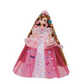 【送料無料】リカちゃん ドール ジュエルアップ かれんちゃん デラックス クリスマス 玩具 プレゼント 女の子おもちゃ 着せ替え