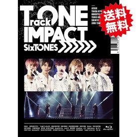 【送料無料】SixTONES TrackONE-IMPACT-(初回盤) Blu-ray ストーンズ