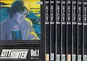 【送料無料】rw2833レンタルアップ 中古DVDシティーハンター CITYHUNTER全9巻セット