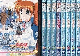 魔法少女リリカルなのは StrikerS 全9巻セット 【中古DVD/レンタル落ち/送料無料】