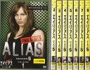 【送料無料】rw767レンタルアップ 中古DVDエイリアス ALIASシーズン58巻セット日本語吹替あり