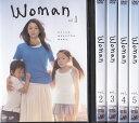 Woman 全5巻セット 満島ひかり/田中裕子 【中古DVD/レンタル落ち/送料無料】
