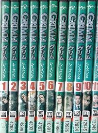 グリム シーズン2 全11巻セット 【中古DVD/レンタル落ち/送料無料】