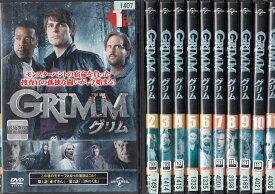 グリム シーズン1 全11巻セット 【中古DVD/レンタル落ち/送料無料】
