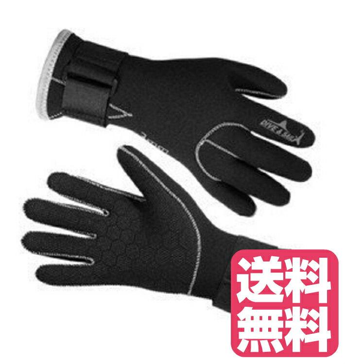 ダイビンググローブ(ダイビング用手袋) 3mm Mサイズ Lサイズ XLサイズ
