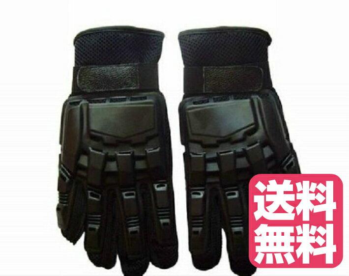 送料無料 プロテクトフルフィンガーグローブ バイク手袋 サバゲー手袋 ミリタリー装備 ミリタリー手袋 ミリタリーグローブ M L XL