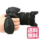 手ブレとサヨナラ ハンドストラップ グリップストラップ カメラグリップ ベルトで手首を完全固定 Canon Nikon Pentax …