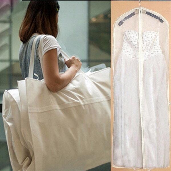 【フリーサイズ】収納バッグ ドレスの収納や持ち運びに便利なドレスバッグ 結婚式 ウエディング収納 カラードレス収納 ウエディングドレス収納da979f0f0l6/代引き不可