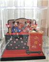 送料無料!ケース入り!雛人形☆ひなまつり☆ディズニーランド☆写真のひな人形にぴったりなケースとお名前旗数量限定…