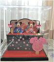 送料無料雛人形☆ひなまつり☆ディズニーランド☆写真のひな人形にぴったりなケースとお名前札数量限定販売!!ケースがほしいかたにおススメ!☆雛人形付き2016 2017 ひなまつり