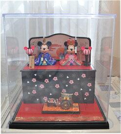 雛人形☆ひなまつり☆ディズニーランド☆写真のひな人形にぴったりなケース数量限定販売!!ケースがほしいかたにおススメ!☆雛人形はふくまれません2016 2017