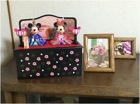 送料無料!☆2016☆雛人形☆ひなまつり☆ディズニーランド☆持ち運び袋付き2015☆名いれ★★★2017 2018 2019