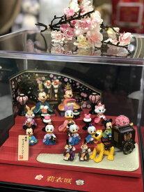 雛人形☆ひなまつり☆ディズニーランド☆写真のひな人形にぴったりなケース数量限定販売!!ケースがほしいかたにおススメ!☆雛人形はふくまれません★名前刺繍入り 2016 2017☆コンパクト☆小さい