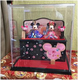 送料無料!雛人形☆ひなまつり☆ディズニーランド☆写真のひな人形にぴったりなケースとお名前札数量限定販売!!ケースがほしいかたにおススメ!☆雛人形付き2019