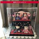 送料無料☆☆雛人形☆ひなまつり☆ディズニーランド☆ダッフィー2015当店オリジナル