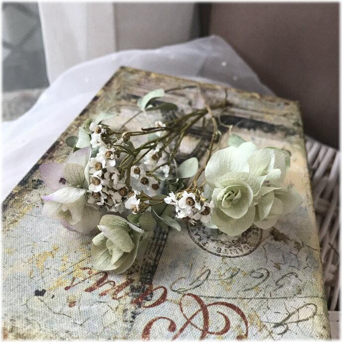 **ナチュラ素材の花材セット☆☆ハンドメイドの花材としても☆オレガノケントビューティー