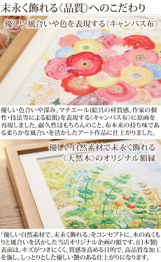 絵画インテリアアート額入り壁掛け玄関リビング部屋店舗事務所おしゃれかわいいプレゼント