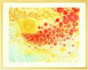 心が元気になる絵画 アート 「どきっ、わくわく、うきうき、きらきら」■Sサイズ・ポエム■ 部屋に飾る絵 インテリア …