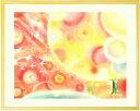 おしゃれな絵画 アート「縁(えん) 〜すべての出逢いに感謝〜」■Sサイズ・ポエム付■玄関 絵 ニッチ 部屋に飾る絵画 送別会プレゼント 女性 退職祝い 同僚 ア...