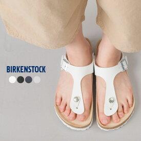 【hbA】ビルケンシュトック【BIRKENSTOCK】 GIZEH Birko-Flor ギゼ ビルコフロー ナロー&レギュラー ブランド トングサンダル HAPTIC ハプティック