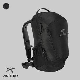 アークテリクス【Arc'teryx】MANTIS 26 BACKPACK マンティス 26 バックパック [7715] 26L 通勤 通学 アウトドア デイパック トラベル 軽量 HAPTIC ハプティック