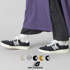 ニューバランス【New Balance】【NB】CRT300 E2 T2 O2 B2 I2 レディース シューズ 靴 スニーカー 軽量 コートモデル Nロゴ HAPTIC ハプティック