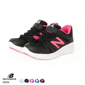 【hbA】ニューバランス【New Balance】【NB】YT570 PK BL WW BW BR 定番 スニーカー ストラップタイプ 正規品 ブランド キッズ シューズ 靴 HAPTIC ハプティック