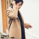 レディース アウター カジュアル 【OMNES Supremo】JET PREMIA チェスターコート ロン...