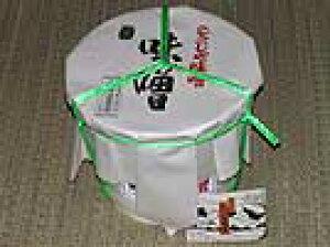 こうじや味噌 吟醸「醸純」(粒)ポリ樽4kg入 箱入