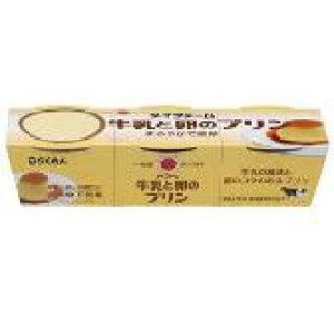 四国乳業 メイファーム 牛乳と卵のプリン 90g×3パック 8個入(計24個)