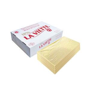 ラ・ヴィエット 発酵バター AOP AOC 2kg 食塩不使用 製菓 製パン 乳製品 ミルク 業務用 スイーツ 無塩バター 業務用 手作り こだわり ケーキ お手軽 フランス 巣ごもり お菓子作り