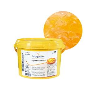 マルグリット ロイヤルナップ 4.5kg 上掛け用ナパージュ 艶出し ナパージュ アプリコットベース フルーツ チーズケーキ デニッシュ 大容量 業務用 ケーキ タルト 加水タイプ 加熱タイプ