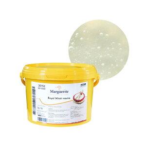 マルグリット ロイヤルミロワールヌートル 5kg 上掛け用ナパージュ 艶出し ナパージュ 透明タイプ クリア フルーツ チーズケーキ デニッシュ 大容量 業務用 ケーキ タルト 加水・加熱不要