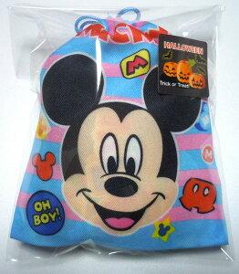 ハロウィンシール付き 駄菓子詰め合わせ ディズニー 巾着袋入り イベントの景品 プチギフト お菓子 プレゼント ハロウィン