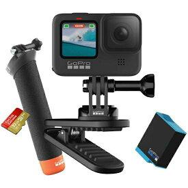 GoPro ゴープロ アクションカメラ GoPro ゴープロ HERO9 Black 限定バンドルセット CHDRB-901-FW 4K対応 /防水 ゴープロ ヒーロー9 ブラック gopro9