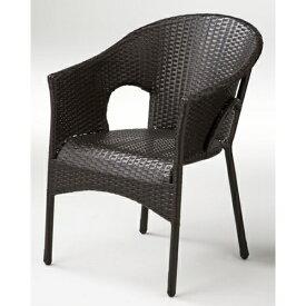 ガーデンチェア 椅子 Chair 手編み高級人工ラタン ウィッカー ガーデンファニチャー 13DN-C 送料無料