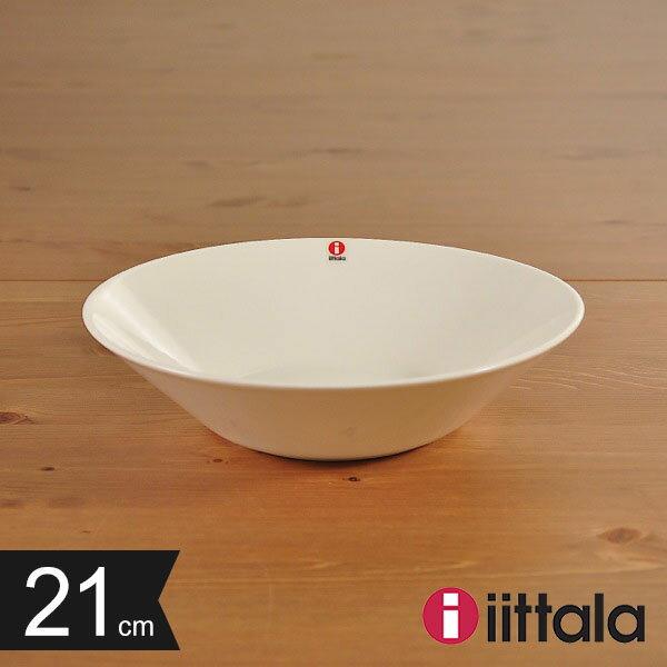 イッタラ ティーマ 21cm ボウル ボール ホワイト iittala Teema 【ギフト袋 対象】