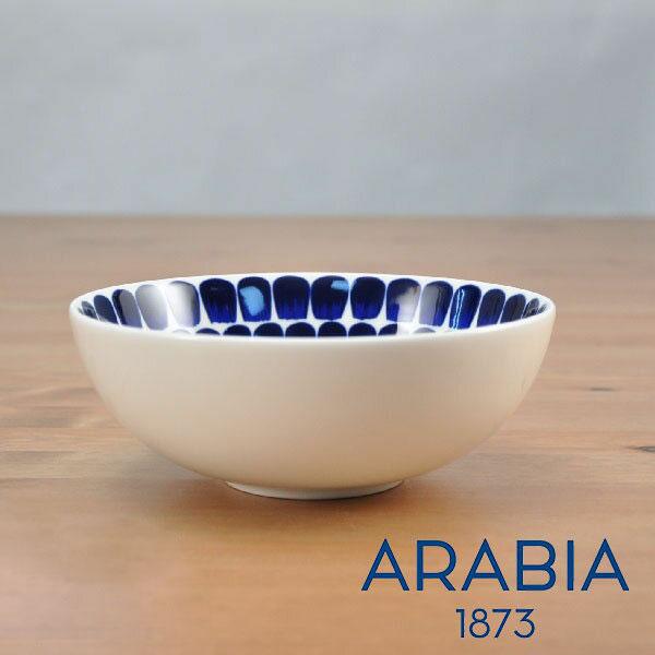 【全品10%OFFクーポン 】 アラビア トゥオキオ ディーププレート ボウル ボール 18cm ARABIA Tuokio 【ギフト袋 対象】
