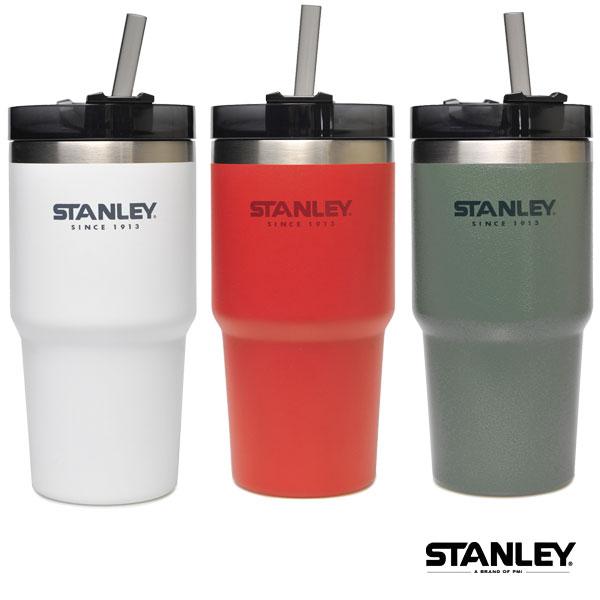 スタンレー 真空クエンチャー 0.59L 真空断熱 マグカップ タンブラー 0.59L グリーン・ホワイト・マットレッド STANLEY stlcol【ギフト袋対象】