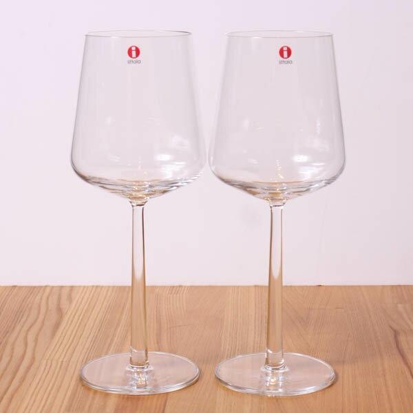 イッタラ iittala エッセンス レッドワイングラス 2個セット 450ml Essence iitlem 【ギフト袋 対象】