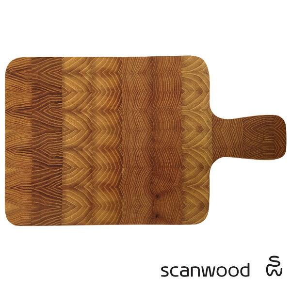 スキャンウッド Scanwood 0112-005 SW×Nankai tsusho 木製カッティングボードスクエア scwzzz