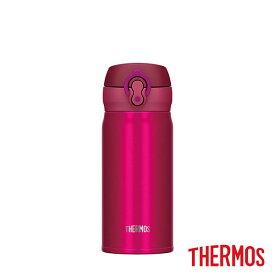 【全品10%OFFクーポン】サーモス 真空断熱ケータイマグ JNL-353 CRB マグボトル 350ml クランベリー THERMOS thezzz【ギフト袋対象】