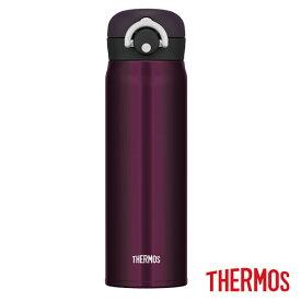 【全品10%OFFクーポン】サーモス 真空断熱ケータイマグ JNR-500 M-BK マグボトル 500ml ミッドナイトブラック THERMOS thezzz【ギフト袋対象】