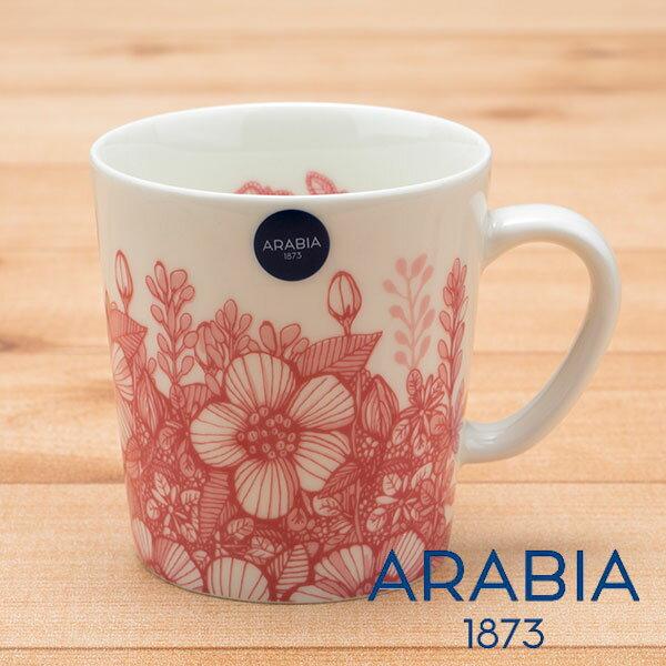 アラビア ARABIA マグ マグカップ フィンランド独立100周年記念発売品 300ml フヴィラ Huvila 2017 arazzz