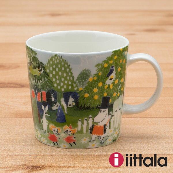 アラビア ARABIA ムーミン マグ マグカップ 300ml ムーミンバレー Moominvalley Moomin aramoo